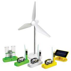 Радиоуправляемые машинки на альтернативных источниках энергии