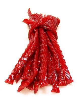 red licorice