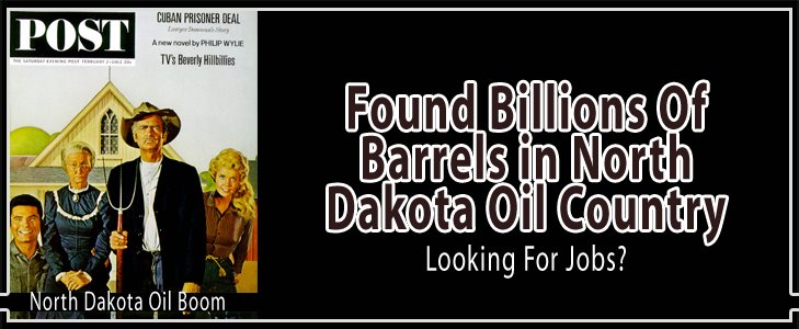 Bakken Shale Found Billions of Barrels
