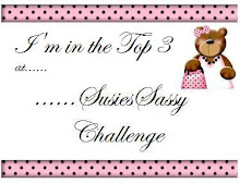 I was in the top 3 at Susie's Sassy Challenge