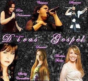 Divas Gospel   Ao Vivo