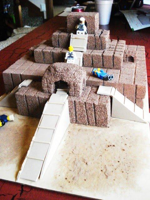 I Spent My Weekend Building A Ziggurat