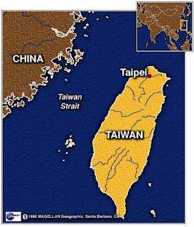 Taiwan Strait@Peter Peng's blog