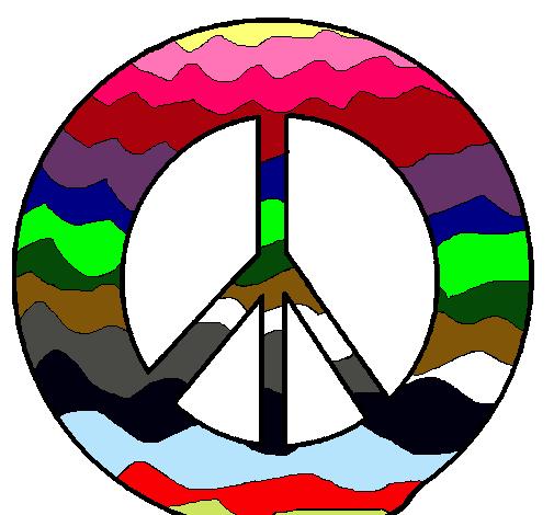 paz e amor simbolo. simbolo amor y paz. AMOR Y PAZ