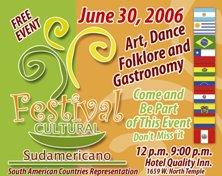 Poster Festival 2006