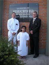Nancy's Baptism