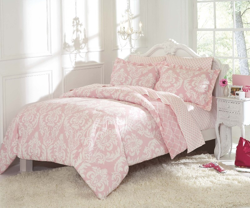 Think Pretty N Pink Pink Bedding By Marcheline