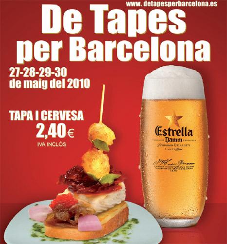 Rincones secretos de barcelona feria de tapas por barcelona for Ferias barcelona hoy