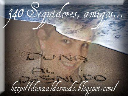DUNA y 340 seguidores amigos... (16/06/2010)