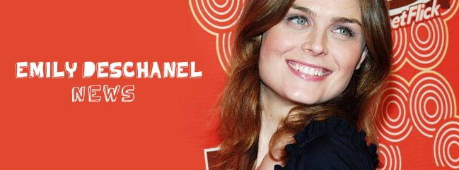 Emily Deschanel News