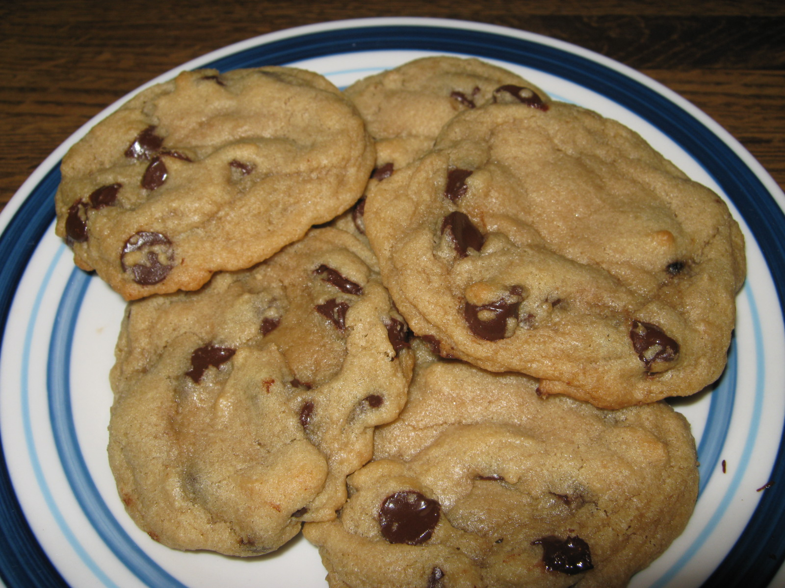 All-American Chocolate Chip Cookies Recipe — Dishmaps