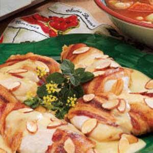 Almond Bacon Chicken Recipe