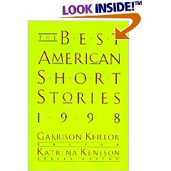 My First Year Teaching I Ordered The 1998 Best American Short Stories Text To Use With Seniors For Next Ten Years Taught From This When Doing