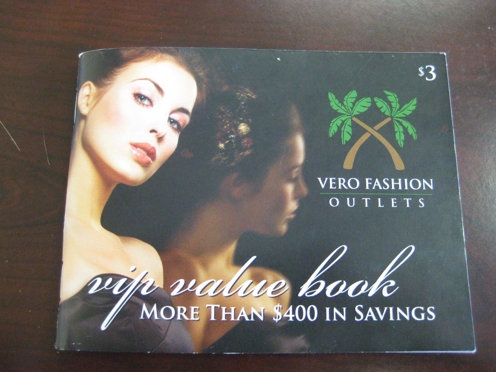 Vero Beach Outlet Mall Restaurants