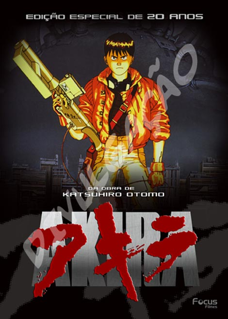 Filme Poster Akira DVDRip XviD & RMVB Dublado