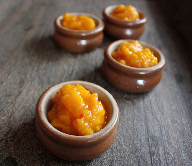 Oppskrift Hjemmelaget Mangochutney Indisk Mat Vegetarmat Veganmat