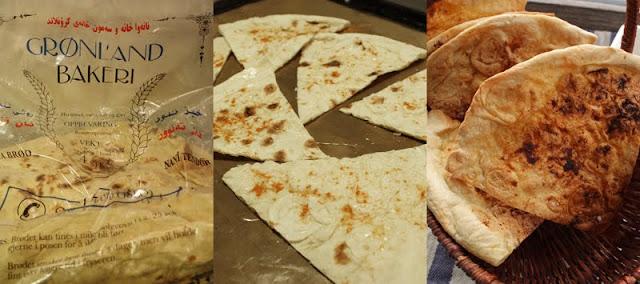 Oppskrift Grønland Bakeri Pita Chips