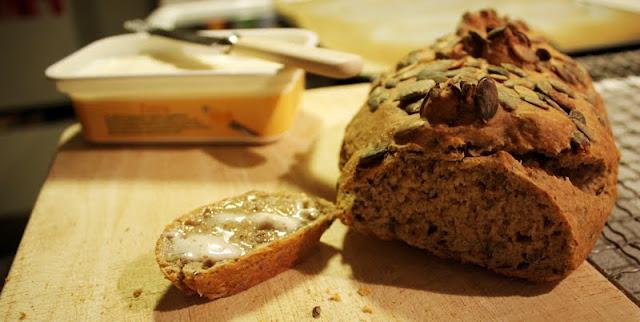 Oppskrift Hjemmelaget Surdeigsbrød Bake