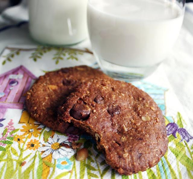 Oppskrift Peanutbutter Peanøttsmør Cookie