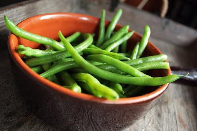Oppskrift Forslag Tapas Hjemmelaget Vegetartapas Vegan Aspargesbønner