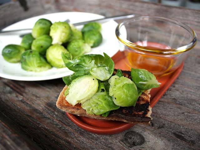 Oppskrift Hvordan Koke Tilberede Rosenkål Vegetarmat Veganmat