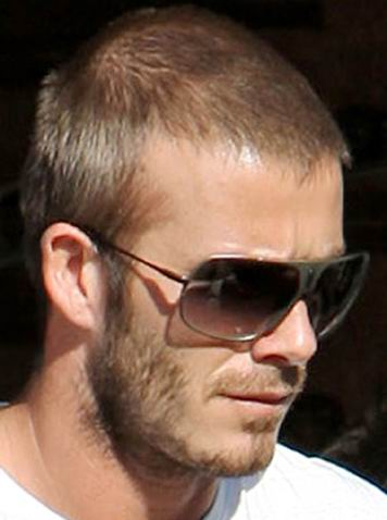 Styling World / Hairstyles For Thin Hair Short buzz cut for men with thin