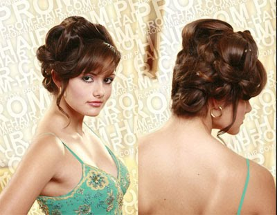 Updo Hairstyles 1950's updo hairstyles tutorial · fifties hairstyles ...