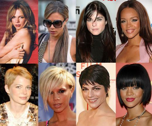 Best Trends Hairstyle: Celebrity Short Haircuts