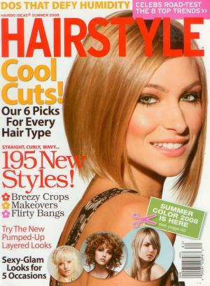 Celebrity Hairstyles is a very popular magazine choice for those who want a