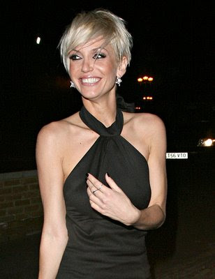 She is one of the few women that can carry a pixie. Short Pixie Hairstyles