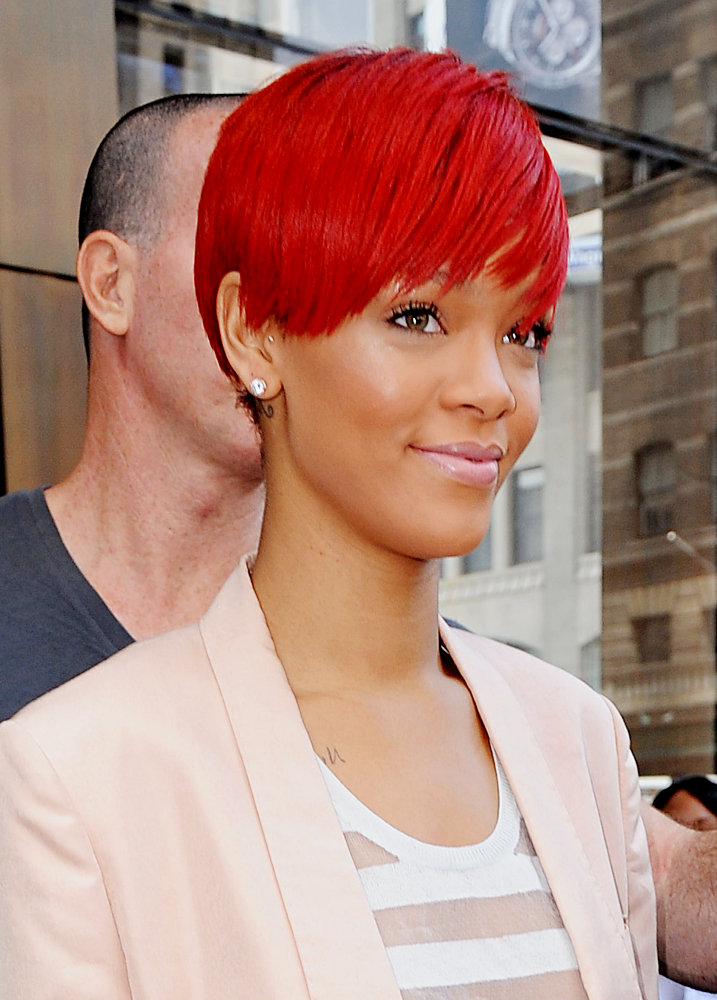 Short Red Hairstyles | The Hairstyles Trend