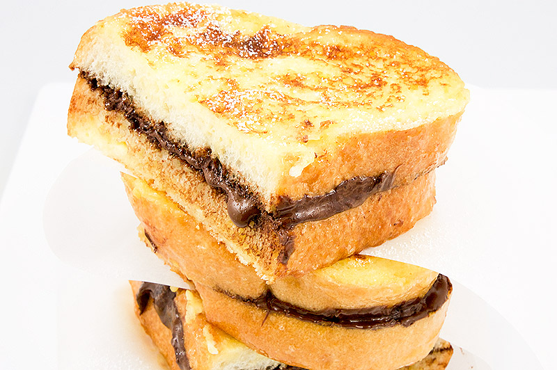 respect for space: Chocolate French Toast Recipe