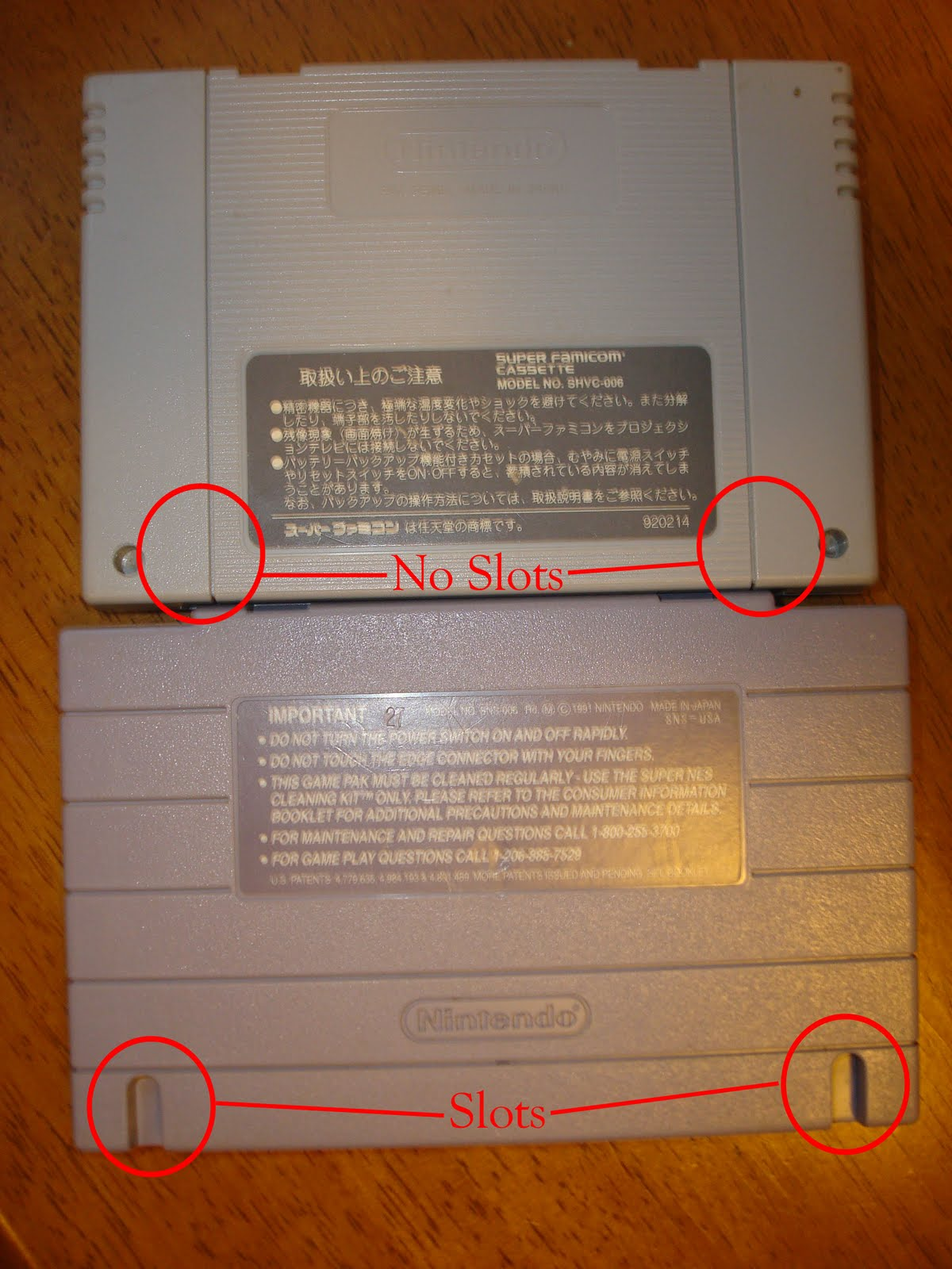 how to clean snes cartridge slot
