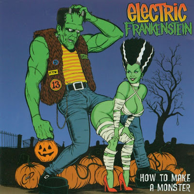 Electric Frankenstein How tomake a monster