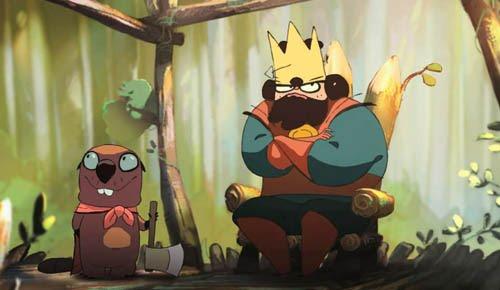 12 Le Royaume (王国)