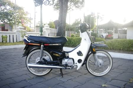 Photo Modifikasi Motor Astrea