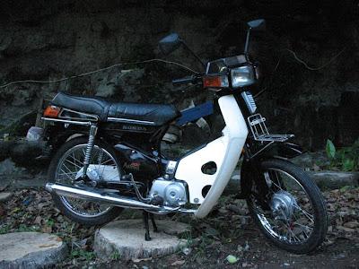 Motor Honda Astrea 800 1985
