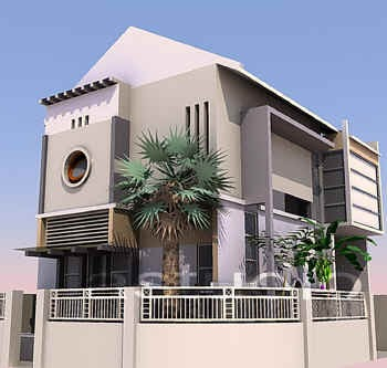 Your modern home design for your future simple house roof for Modern house roof design philippines