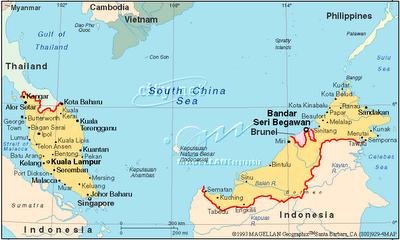 Gambar Peta Besar