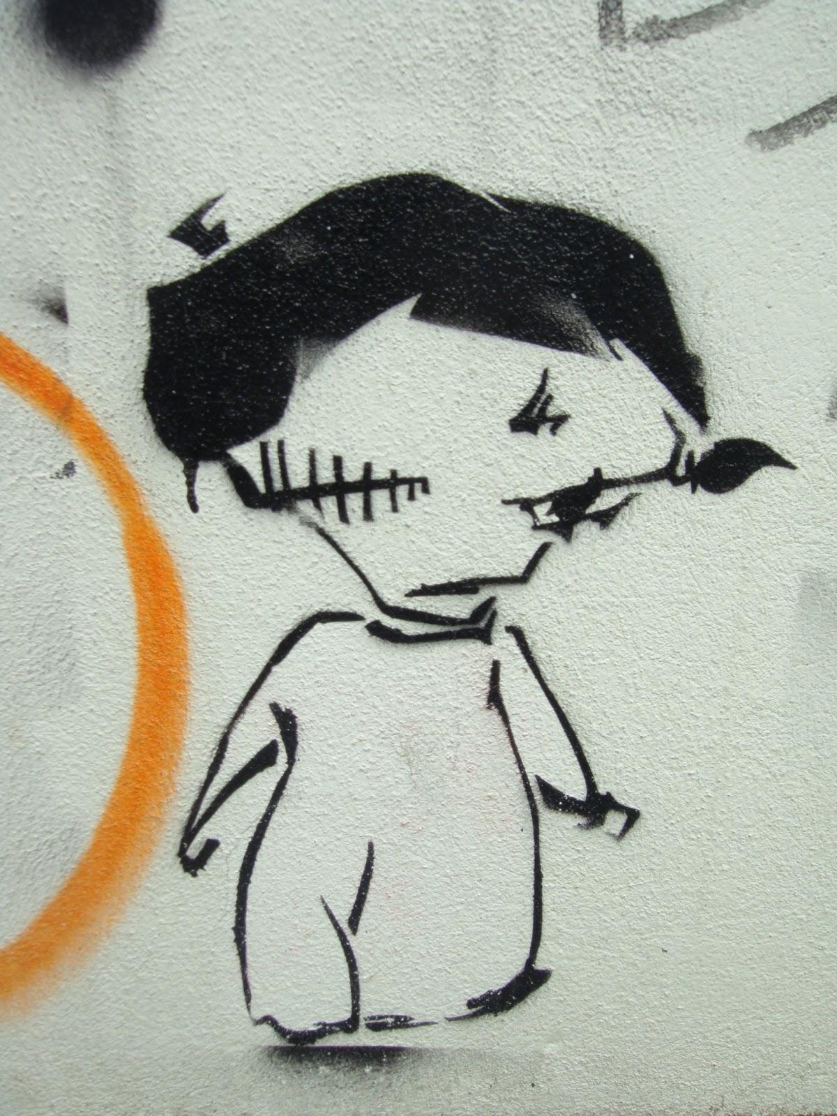 Graffiti Wallpaper Stencil Letters Ideas