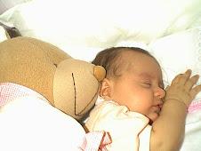 Quando era bebê eu era assim!