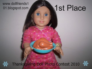 Anne's Thanksgiving Contest