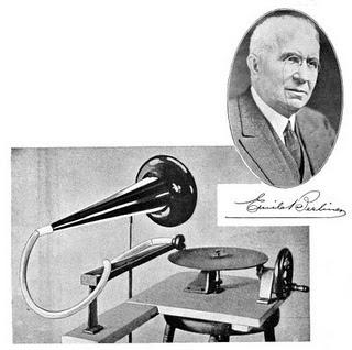 Resultado de imagen para Cilindro de grabación Bell / Tainter