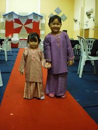 Kurung Kanak-kanak Koleksi Faryana