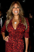 Wendy Williams, host of The Wendy Williams Show