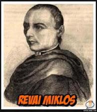 Revai Miklos si locul natal Sannicolau Mare