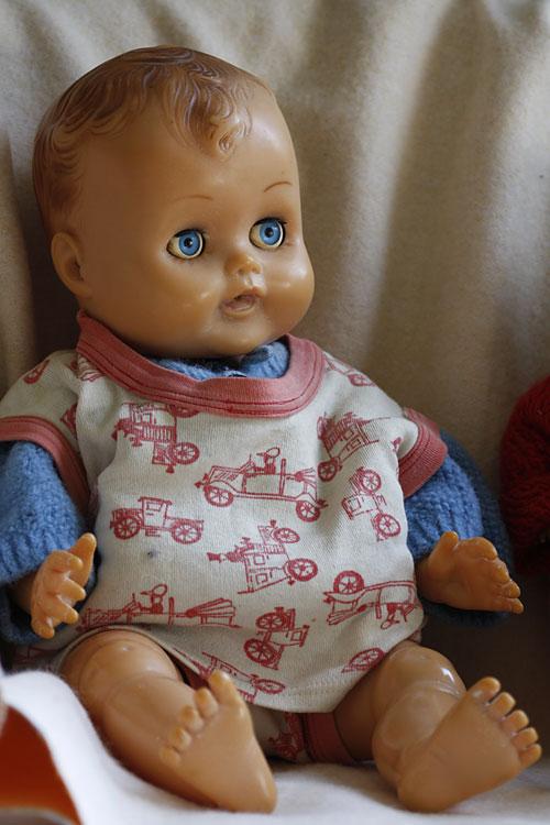 Vanhat barbie nuket