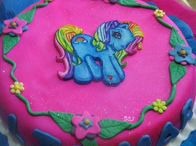 Gelatina De My Little Pony Mi Pequeno Pony Torta De Mi Pequeno