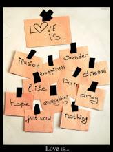 Cada instante, cada pensamiento, cada palabra escrita...