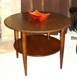 Design Dilemma A Round Coffee Table With Storage